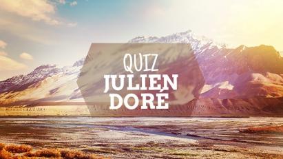 Quiz Julien Doré