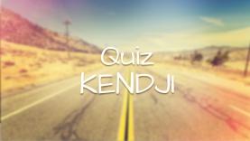 Quiz Kendji