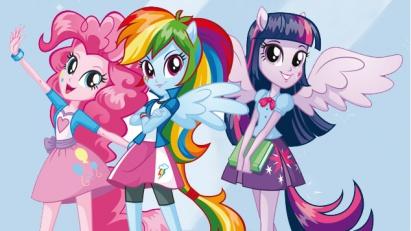 Jeu My Little Pony - Equestria Girls