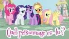 Test de personnalité My Little Pony