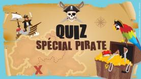 Quiz Spécial Pirate