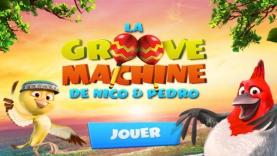 La Groove Machine de Nico et Pedro