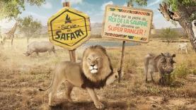 Survie en Safari