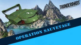 jeu Thunderbirds - Opération Sauvetage