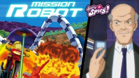 Jeu Totally SPies - Mission Robot