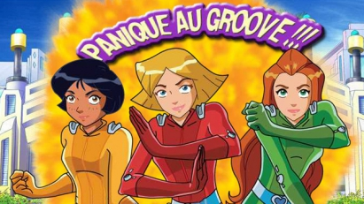 Totally Spies - Jeux - Panique au groove