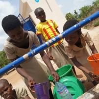 L'eau potable la nuit de l'eau de l'Unicef 2016