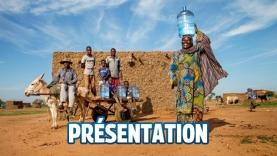 La présentation de la nuit de l'eau 2016