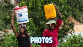 Les photos de la nuit de l'eau de l'Unicef