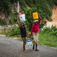 Transporter l'eau