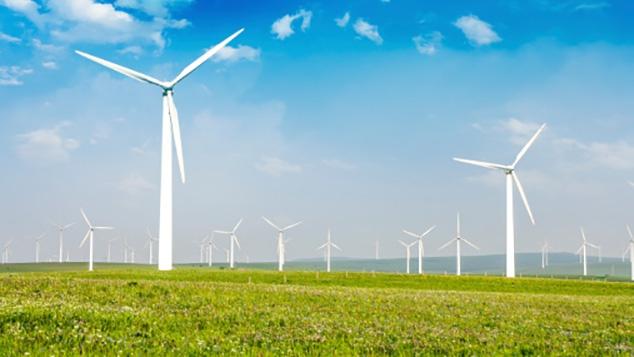 Le développement durable - les énergies renouvelables
