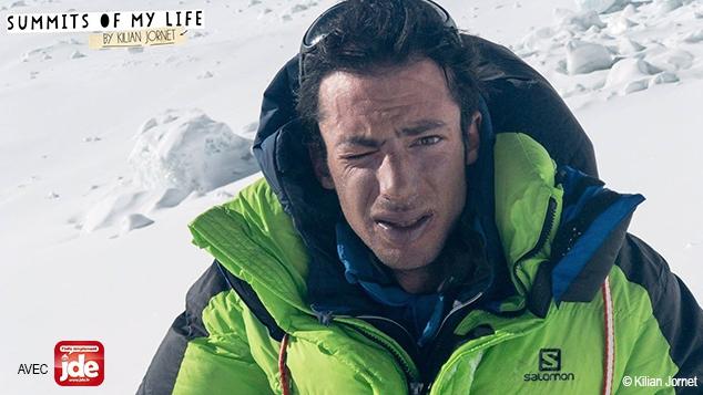 Alpinisme : Kilian a gravi deux fois l'Everest