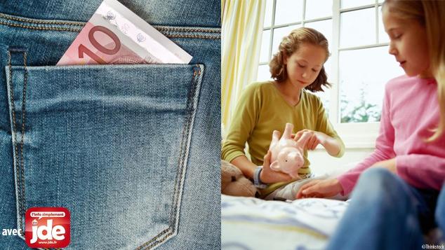 Argent de poche: trop ou pas assez?