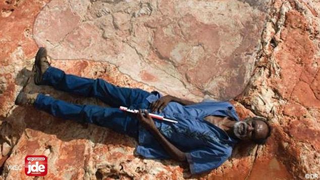 Australie : d'immenses empreintes de dinosaures découvertes