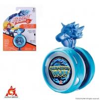 Le yo-yo Saber-Toothed Wolf
