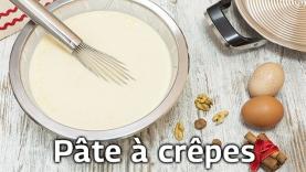 C'est la Chandeleur ! - Pâte à Crêpes