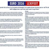 Lexifoot