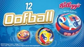 La Collection des Oofball de Kellogg's 2016