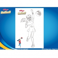 Coloriage Oofball 12