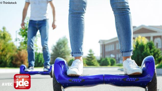 Code de la route : Où faut-il rouler avec sa trottinette, son hoverboard ?