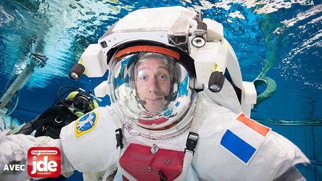 Comment devient-on astronaute?