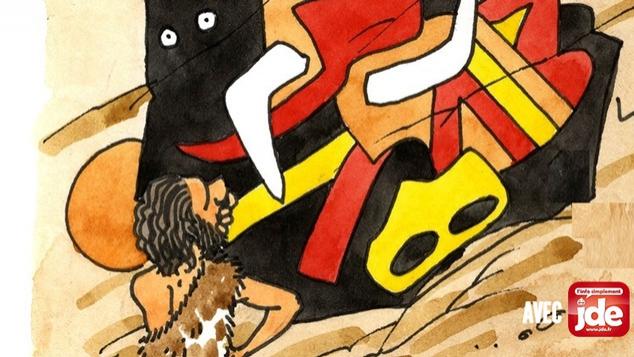 Comment dessinaient les hommes préhistoriques ?