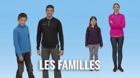 Les familles du Défi Family Center Parcs