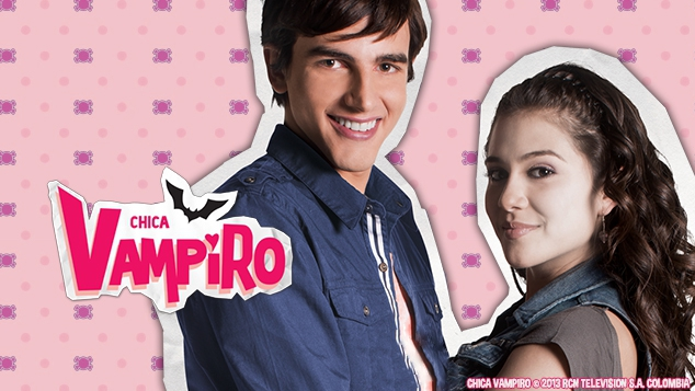 Deux téléfilms Chica Vampiro inédits !