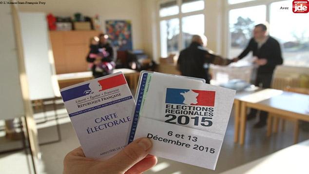 résultats élections JDE