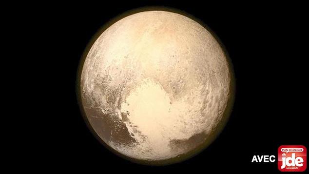 La sonde New Horizons a réussi son voyage de 9 ans vers Pluton.