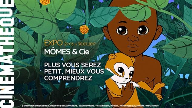 Exposition Mômes & Cie