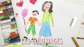 Les Coloriages Fête des mères sur gulli.fr