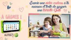 Le Concours Fête des mères de gulli.fr