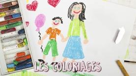 Les Coloriages Fête des pères sur gulli.fr