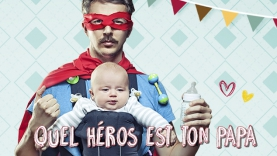 Test Fête des pères : Quel héros est ton papa ?