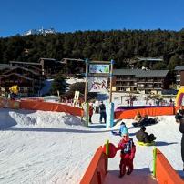 Gulli au Ski - L'espage luge