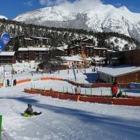 Gulli au Ski - Une piste Gulli