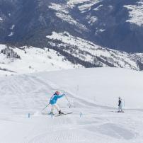 Gulli au Ski - Le domaine de Valmorel