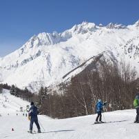 Gulli au Ski -