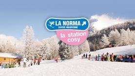 Gulli au Ski - La Norma