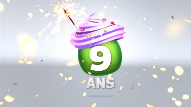 Gulli fête ses 9 ans !
