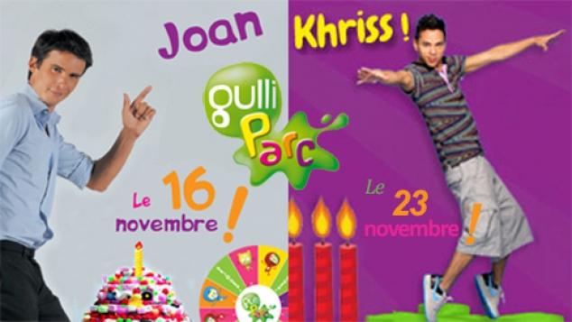 Gulli Parc fête son anniversaire !