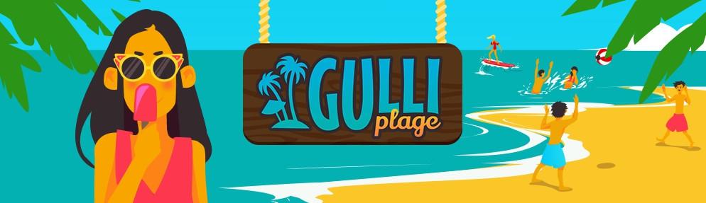 Gulli Plage sur gulli.fr