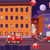 Le jeu Ma caserne de pompiers sur Gullimax