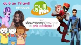 GulliMax sur Showroomprivé