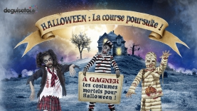 Le Jeu concours d'Halloween