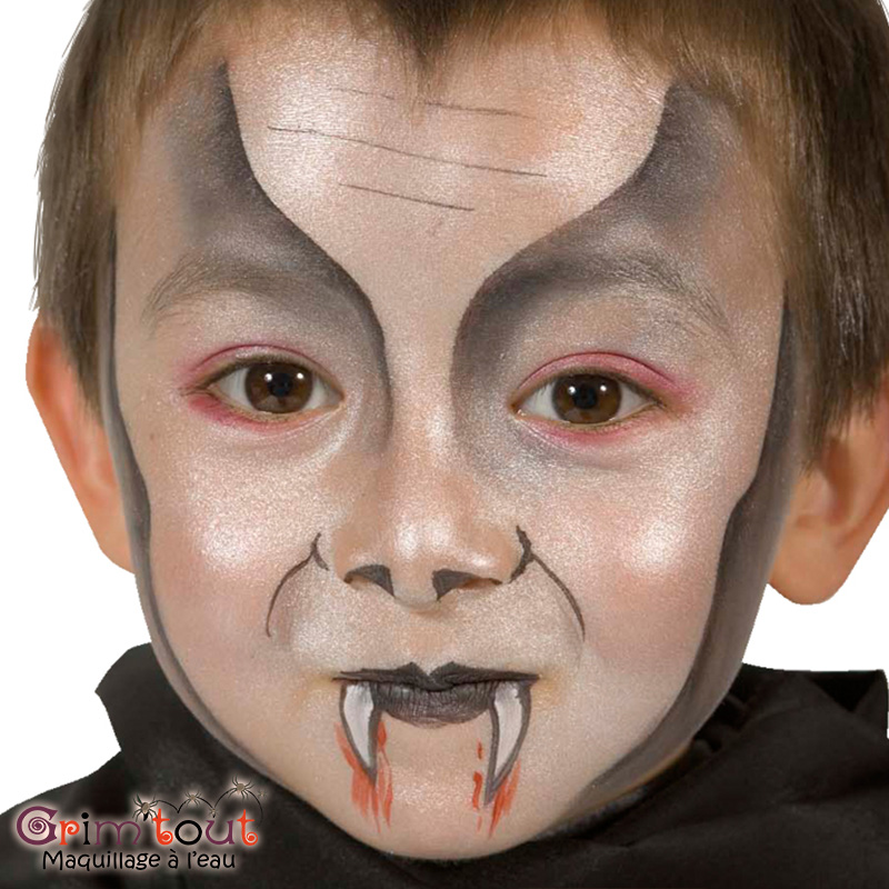Maquillage araign e - Maquillage halloween araignee ...