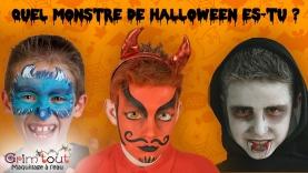 Quel monstre de Halloween es-tu?