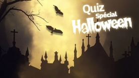 Le Quiz spécial Halloween