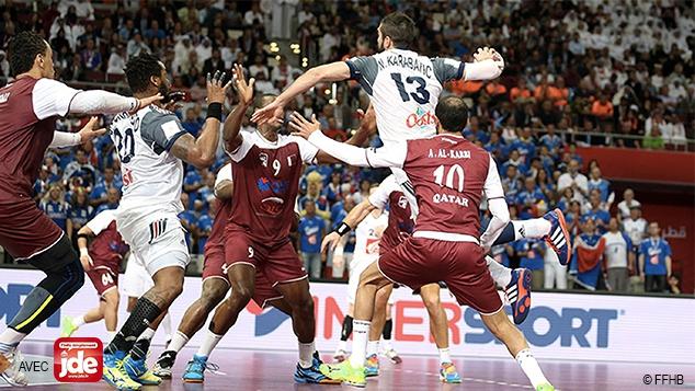 Handball : les Bleus veulent rester les Experts